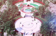Xây dựng đền thờ liệt sĩ tại di tích chiến trường Điện Biên Phủ