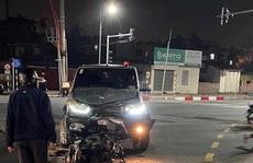 Tông trực diện ôtô, hai thiếu niên 16 tuổi tử nạn
