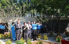 Dâng hương tưởng nhớ 64 chiến sĩ hy sinh tại Gạc Ma