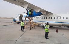 Chuyến bay từ TP HCM đi Côn Đảo phải quay về vì máy bay có khói