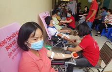 CNVC-LĐ TP Thủ Đức hiến máu tình nguyện