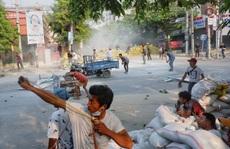 Nhiều nhà máy tại Myanmar bị đốt, Trung Quốc lên tiếng