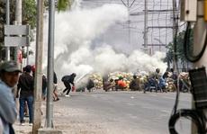 Bạo lực gia tăng tại Myanmar
