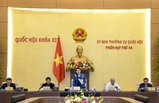 Dự kiến bầu Chủ tịch nước, Thủ tướng Chính phủ vào đầu tháng 4-2021