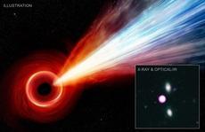 Tàu vũ trụ bắt được tia sáng 'xuyên không' từ 'quái vật' 12,7 tỉ tuổi