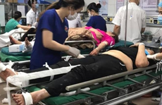 Vụ tai nạn 2 người chết, 20 người bị thương: Gặp nạn khi đi lễ Đền Ông Hoàng Mười