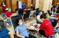 Đoàn thanh niên Agribank tổ chức chương trình hiên máu tình nguyện