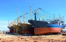 Tàu cá hỏng máy trên biển, 10 ngư dân Bình Định đang gặp nạn