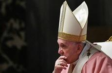Giáo hoàng Francis tuyên bố 'vì bình yên, sẵn sàng quỳ gối trên đường phố Myanmar'