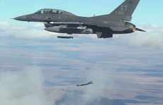 Quân đội Mỹ âm thầm trang bị máy bay không người lái phóng như tên lửa