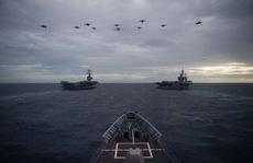 """Tổ chức SCSPI: Mỹ 'ép Trung Quốc tối đa"""" ở biển Đông"""