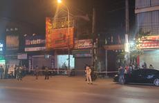 Truy bắt nam thanh niên ném mìn tự chế vào tiệm vàng, 1 người bị thương