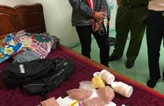 Mật phục bắt 'ông trùm' đường dây ma túy quy mô lớn ở quận Tân Bình
