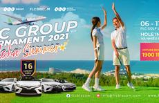 Giải đấu FLC Group Tournament 2021 trở lại với FLC Golf Links Quy Nhon
