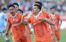 Hồ Tấn Tài tiếp tục 'nổ súng', T.Bình Định thắng ấn tượng trên sân nhà