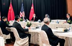 Đàm phán cấp cao Mỹ - Trung Quốc: Căng thẳng từ những lời đầu tiên