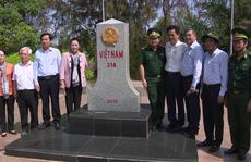 CLIP: Chủ tịch Quốc hội kiểm tra công tác bầu cử và phòng chống dịch tại Hà Tiên