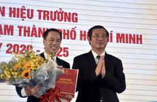 Trường ĐH Sư phạm TP HCM có thế hệ lãnh đạo mới