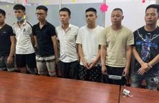 Công an quận Tân Phú bắt ông chủ 'Homebank Ngân hàng tại nhà'