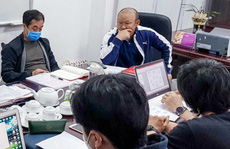 HLV Park Hang-seo theo dõi V.League tìm nhân tố mới cho đội tuyển Việt Nam