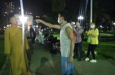 Công an mời nhiều Youtuber quay nội dung 'Thầy chùa ăn thịt chó' ở Củ Chi