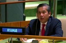 Nóng: Myanmar sa thải đại sứ cầu cứu Liên Hiệp Quốc