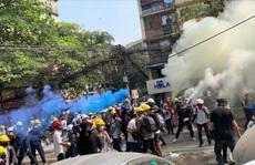 Người Myanmar chứng kiến ngày đau buồn nhất trong 1 tháng biểu tình