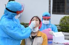 Nữ sinh viên nghi dương tính SARS-CoV-2 trước khi trở lại trường
