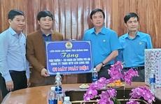 Quảng Bình: Nâng cao đời sống nhân viên bảo vệ rừng