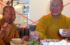 Các YouTuber đồng loạt xóa bỏ nội dung về 'thầy chùa ăn thịt chó'
