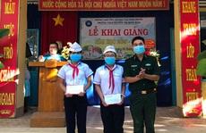 Lực lượng biên phòng Ninh Thuận chắp cánh ước mơ từ biên giới biển