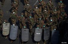 Myanmar: Lực lượng an ninh nổ súng truy quét trong đêm