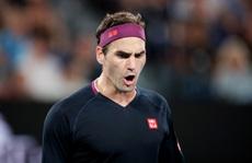 Roger Federer vất vả tại Doha Open 2021