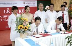 Agribank Chi nhánh Bình Thạnh ký kết thỏa thuận hợp tác với Bệnh viện TP Thủ Đức