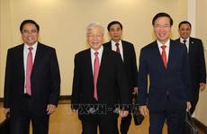 Tờ trình của Bộ Chính trị về kiện toàn nhân sự lãnh đạo cơ quan Nhà nước
