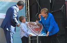 Những ấn tượng về bà Merkel