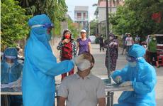 KHẨN: Tìm người đến các địa điểm tiêm chủng, chợ liên quan nhiều ca Covid-19 ở Nghệ An