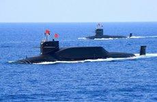 """Trung Quốc """"phóng đại"""" số tàu ngầm hạt nhân?"""