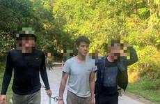 Bắt nghi phạm chém người rồi lẩn trốn vào rừng VQG Phong Nha - Kẻ Bàng