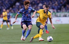 Đánh bại tuyển Úc, Nhật Bản lọt Top 3 bảng B