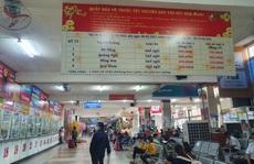 NÓNG: Ngày mai 13-10, TP HCM thí điểm cho xe khách hoạt động lại
