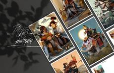 Hấp dẫn triển lãm thực tế ảo của nhóm 'Việt Sử kiêu hùng'