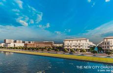 4 mẫu nhà tại The New City Châu Đốc