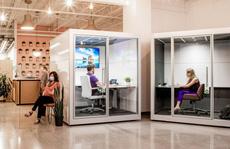 Văn phòng di động - Giải pháp bảo vệ sức khỏe trong mùa dịch bệnh