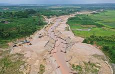Vụ 'bức tử' sông Ayun: Liên tục vi phạm nhưng không khắc phục