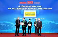 Nam A Bank - 'Thương hiệu mạnh Việt Nam' 6 lần liên tiếp