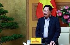 Phó Thủ tướng Thường trực Phạm Bình Minh thêm trọng trách mới