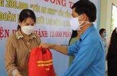 Nhiều hoạt động hỗ trợ lao động gặp khó khăn do dịch bệnh