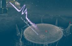 Trái Đất bắt được 1.652 tín hiệu vô tuyến 'dội bom' từ thiên hà lạ