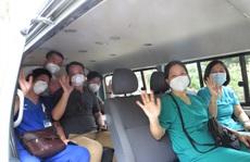 Bệnh viện Thống Nhất chi viện Ninh Thuận lập 'tầng 3' điều trị Covid-19